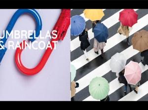 Umbrellas & Raincoat
